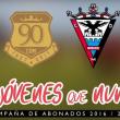 El Mirandés presenta la campaña de abonados para la temporada 2016/17