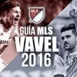 Guía VAVEL de la MLS 2016