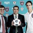 Alessandro Nesta, nuevo entrenador de Miami FC