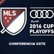 MLS PlayOff´s 2016: clasificados Conferencia Este