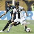 Regreso agridulce del Parma ante un Udinese con mucho coraje
