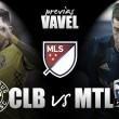 Previa Columbus Crew SC – Montreal Impact: choque de rachas