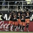 El Valencia ahonda en la herida malaguista