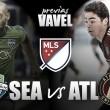 Previa Seattle Sounders FC - Atlanta United FC: a la conquista de la 'Ciudad Esmeralda'