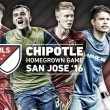 Jugadores Chipotle Homegrown Game 2016