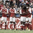 El Arsenal domina el soccer