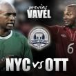 New York Cosmos - Ottawa Fury FC: una final con sabor a despedida