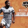 Arturo Álvarez se incorpora a Houston Dynamo