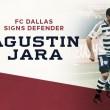 Agustín Jara refuerza la defensa texana