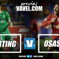 Previa Sporting - Osasuna: partido con aroma a primera