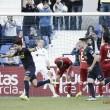 El balón parado vuelve a condenar al Getafe en Murcia