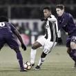 Previa Juventus - Fiorentina: ganar o ganar