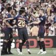 Un buen Barça se lleva el Trofeu Joan Gamper