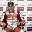 """Juanfran Guevara: """"Me siento cómodo sobre la moto y eso me da confianza para arriesgar"""""""