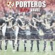 Rayo Vallecano 2015/2016: porteros