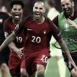 Tan solo Gales separa a Portugal de su segunda final