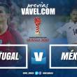 Em duelo de campeões, Portugal e México se enfrentam na Copa das Confederações