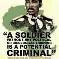 Thomas Sankara, el Che africano