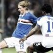 """Sampdoria, palla a Praet: """"Aiutato da Okaka nella scelta, mi incuriosisce il derby della Laterna"""""""
