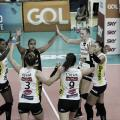 Dentil/Praia Clube x Club Olympic (BOL) AO VIVO pelo Sul-americano de Vôlei (2-0)