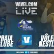 Jogo Praia Clube x Osasco AO VIVO online pela decisão da Copa Brasil de Vôlei (0-0)