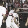 Pratto brilha, São Paulo vence Palmeiras e mantém tabu de 15 anos no Morumbi