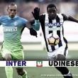 Udinese - A Milano contro l'Inter per concludere l'annata di transizione in crescendo