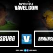 Em duelo regional, Wolfsburg e Braunschweig iniciam briga por vaga na elite alemã