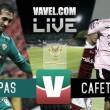 Jaguares y Cafetaleros se estrenan con empate en la Copa MX