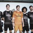 El Real Madrid presenta la segunda equipación para la Champions League