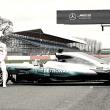 Mercedes presenta su nueva arma de 2017, el W08 EQ Power+