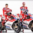 And in the red corner... Ducati reveal the 2017 MotoGP team and machinery
