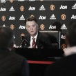 Are the media hounding out Louis van Gaal?