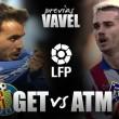 Getafe - Atlético de Madrid: un derbi con la necesidad de puntuar