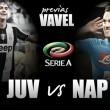 Previa Juventus-Nápoles: La vuelta del hijo... ¿Pródigo?