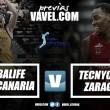 Previa Herbalife Gran Canaria-Tecnyconta Zaragoza: huída hacia adelante