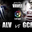 Alavés - Granada CF: la hora de resurgir