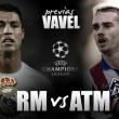Previa final Champions: Real Madrid - Atlético de Madrid: historia por hacer