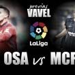 CA Osasuna - Málaga CF: solucionar la papeleta