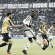 Hellas Verona - Juventus: cara y cruz