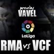 Previa Real Madrid CF - Villarreal CF: emerger en tierras vikingas