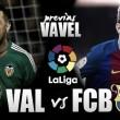 Valencia CF – FC Barcelona: David contra Goliat