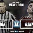 Previa PAOK - Benfica: del infierno griego al cielo de la Champions