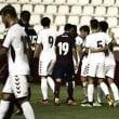El Albacete Balompié en el partido contra el UD Levante. | Foto: J. Mondéjar (VAVEL)