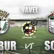 Burgos CF - UD Somozas: a dejar el descenso