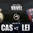 Real Madrid Castilla - Leioa: hay que terminar el trabajo