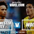 Previa Manchester City vs Wolverhampton Wanderers: Sumar para no quedar atrás