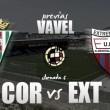 Córdoba B - Extremadura UD: estabilidad como premio