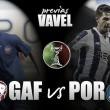 Previa GD Gafanha – FC Porto: el subcampeón entra en escena