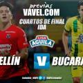 Previa Independiente Medellín vs. Atlético Bucaramanga: a sacar ventaja en el primer partido